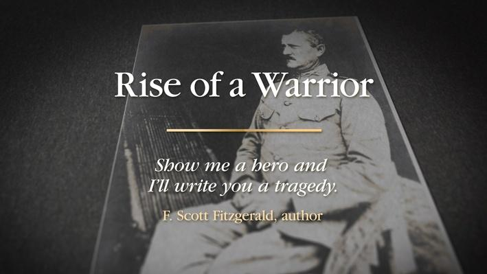 Image for Rise of a Warrior video clip