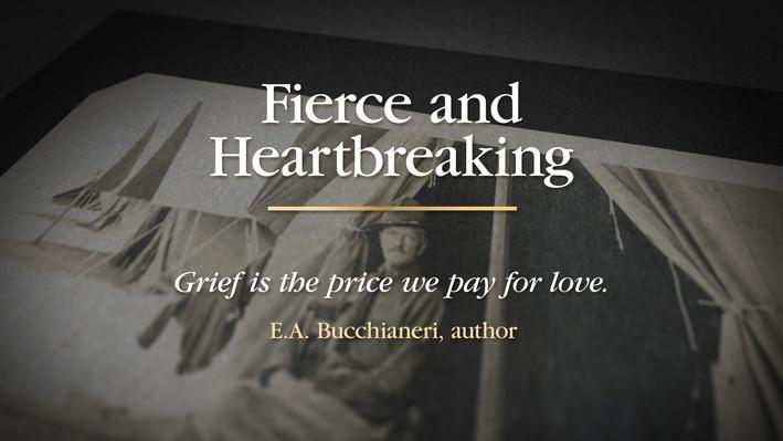 Image for Fierce & Hearthbreaking video clip