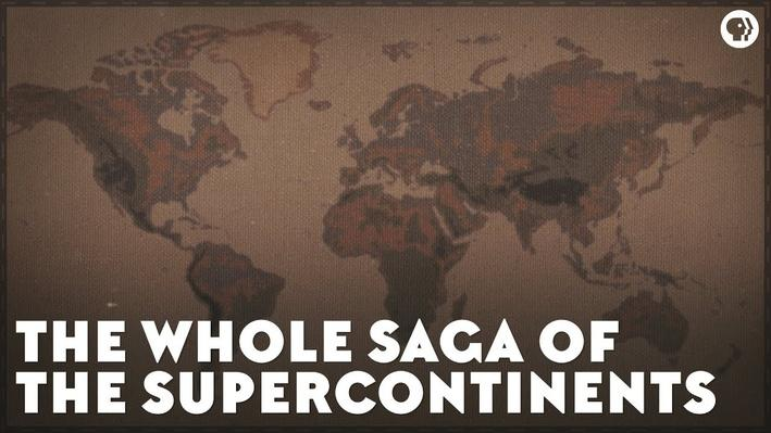 The Whole Saga of the Supercontinents | Eons