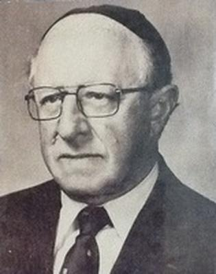 January 2 | Rabbi Samuel Cooper