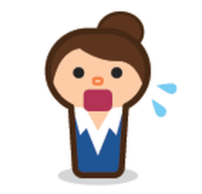 Businesswoman Emoticons | Clipart