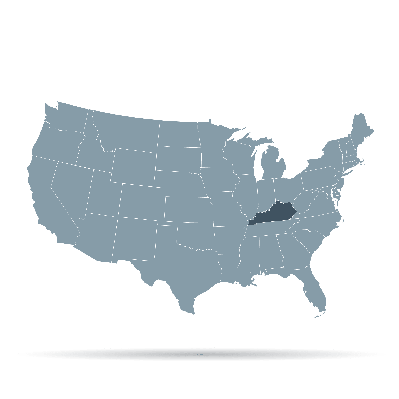 U.S. States - Kentucky | Clipart