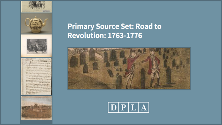 Road to Revolution: 1763-1776