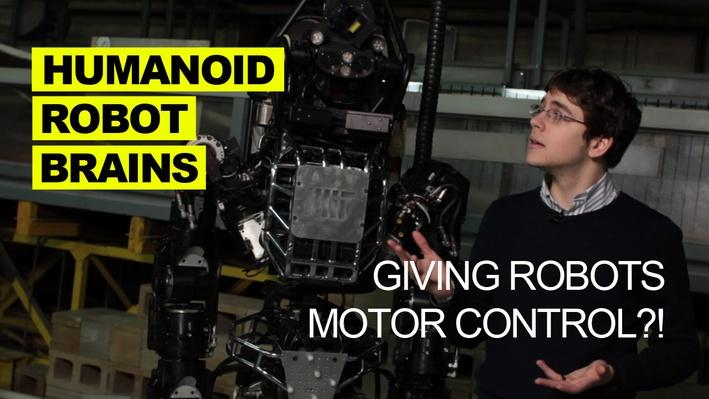 Humanoid Robot Brains | MIT's Science Out Loud