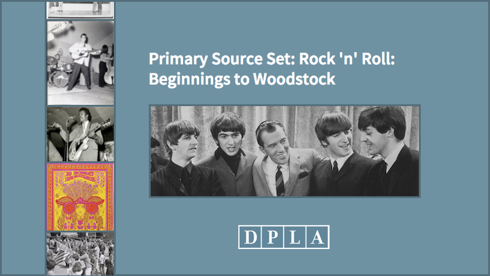 Rock 'n' Roll: Beginnings to Woodstock