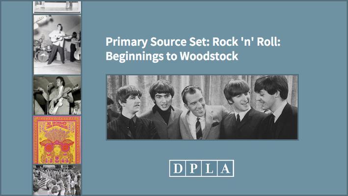 Rock 'n' Roll: Beginnings to Woodstock
