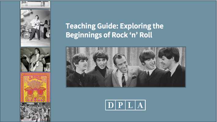 Teaching Guide: Exploring the Beginnings of Rock 'n' Roll