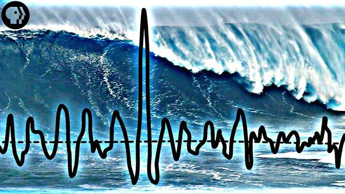 How Science Explains Monster Waves   Physics Girl