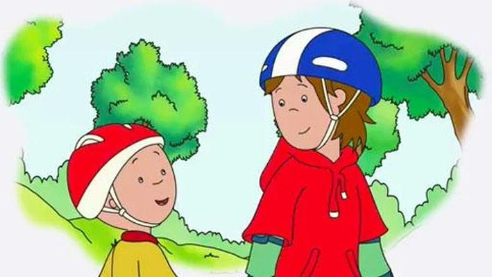 Roller Skating Safety | Caillou