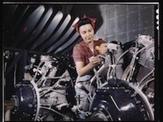 West Virginians in War | Recognizing Rosies: West Virginia's Women in the Factories