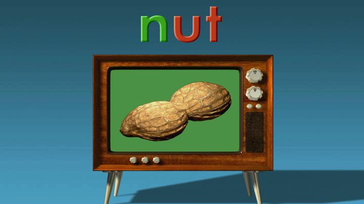 Word Morph: nut-nap-napkin