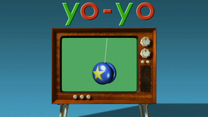 Word Morph: yell-yellow-yo-yo