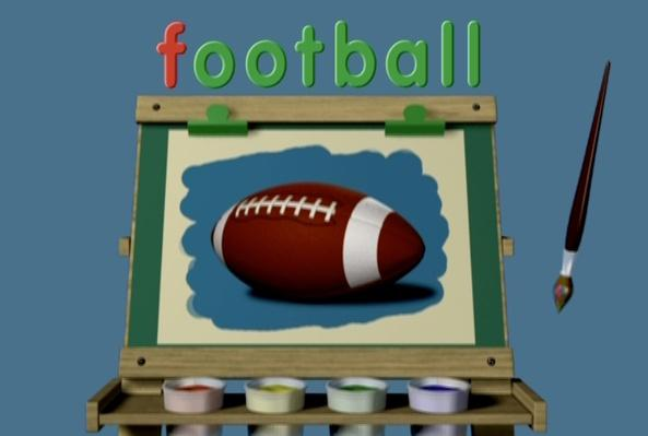 Word Morph: fox-foot-football