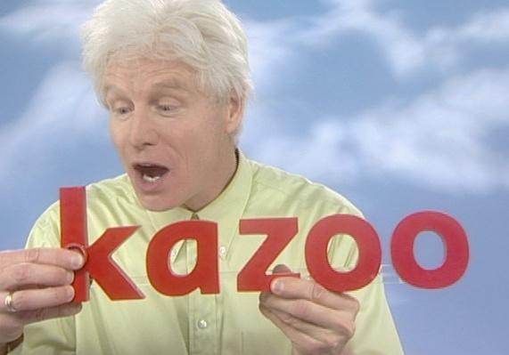 Fred Says: kazoo