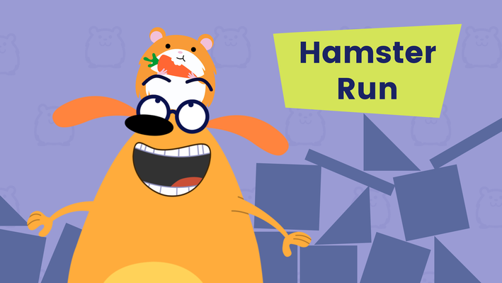 Hamster Run - Game | The Ruff Ruffman Show