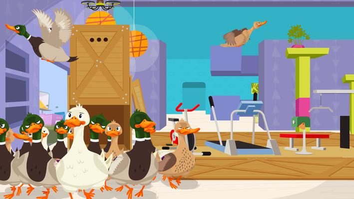 Duck, Duck, Egg!