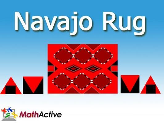 Navajo Rug | Spanish Voice