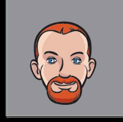 Cartoon Avatar Men Faces | Clipart