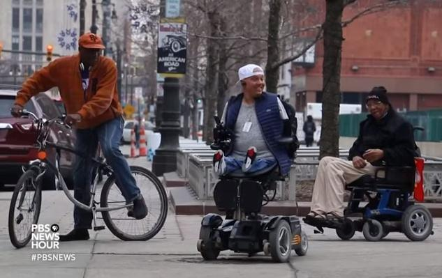 How New Inventions Help People with Injuries and Disabilities: Lesson Plan | PBS NewsHour