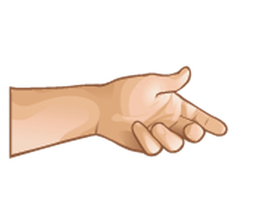 Hands - 6 | Clipart