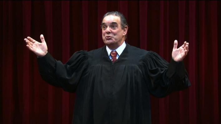 Supreme Court Justice Antonin Scalia is Main Character of New Play - Video