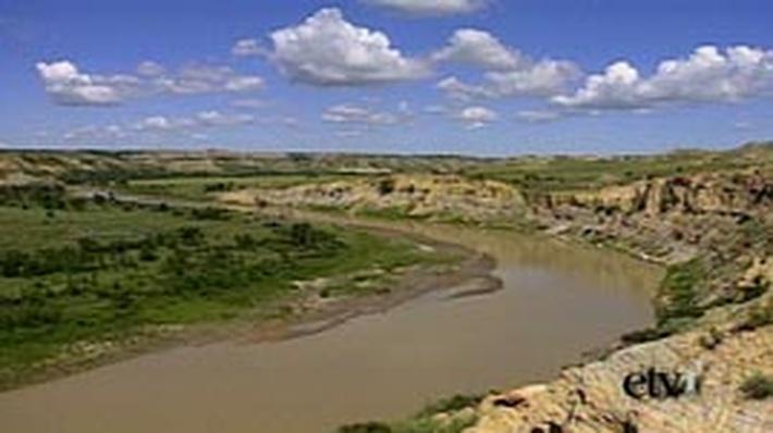 Geology of North Dakota Badlands | NatureScene
