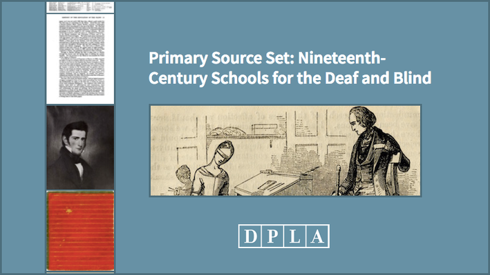 Nineteenth-Century Schools for the Deaf and Blind