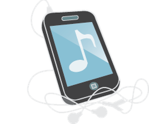 MP3 Music Player Smart Phone - View 3 of 3 | Clipart