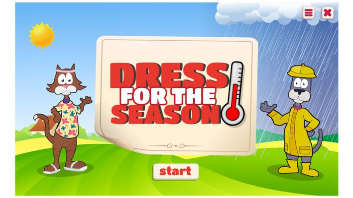 Dress For The Season Everyday Learning Pbs Learningmedia