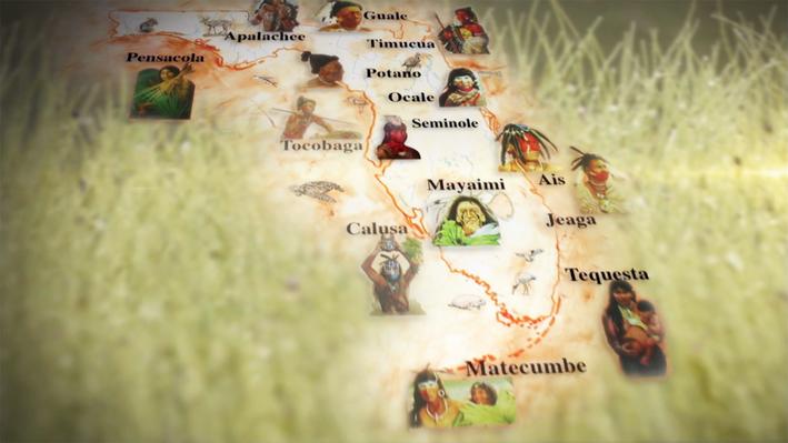 Secrets of Spanish Florida: A Secrets of the Dead Special | Native Floridians
