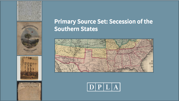 Secession of the Southern States