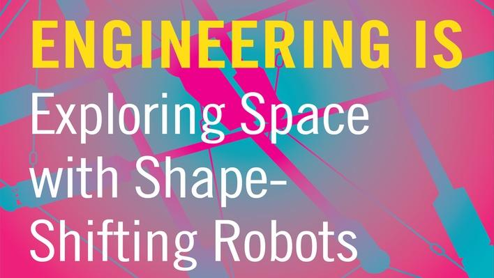 Exploring Space with Shape-Shifting Robots | E-book
