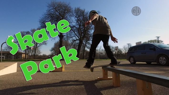 Go Outside and Play: Skate Park