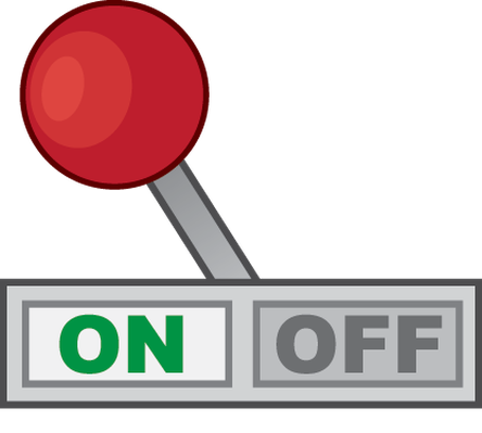 Lever On Off - Image 1 | Clipart