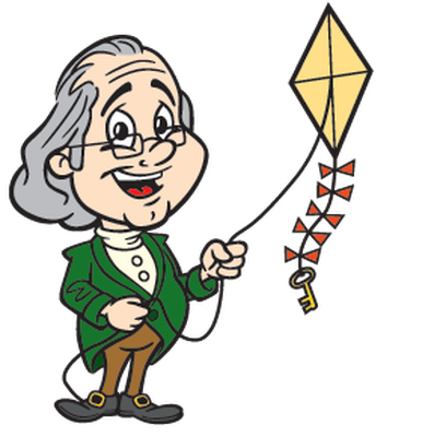 ben franklin cartoons clipart the arts image pbs learningmedia rh pbslearningmedia org free benjamin franklin clipart Benjamin Franklin Black and White