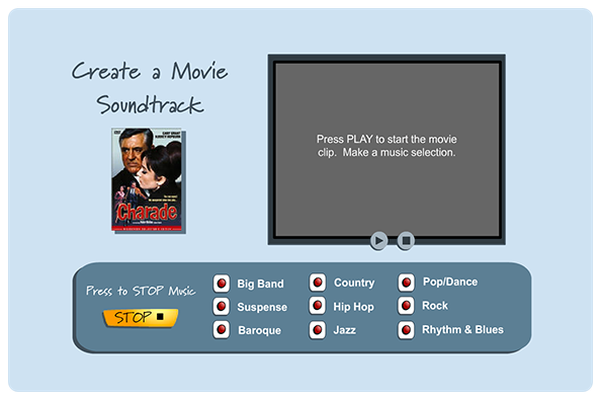 Media Arts: Movie Soundtrack