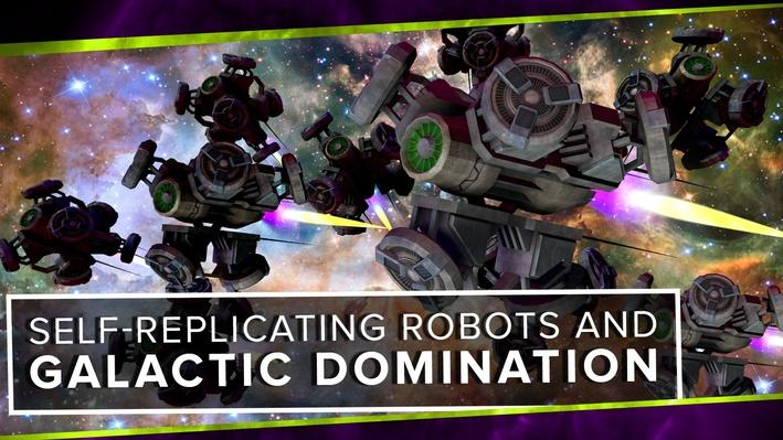 Self-Replicating Robots and Galactic Domination | PBS Space Time