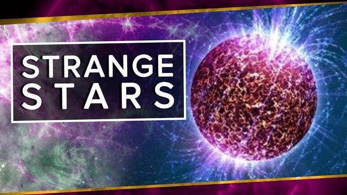 Strange Stars | PBS Space Time