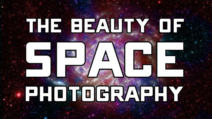 The Beauty of Space Photography | Off Book