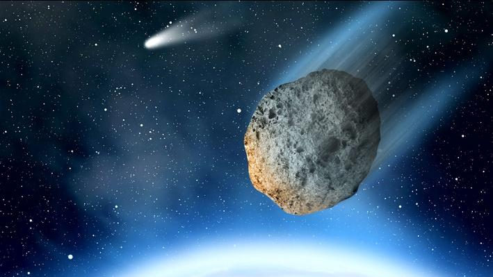 Asteroids & Comets: Video Short | Science Trek