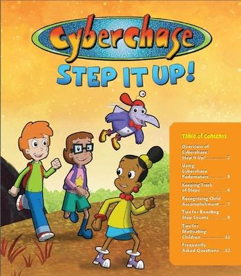 Cyberchase: Step It Up Guide