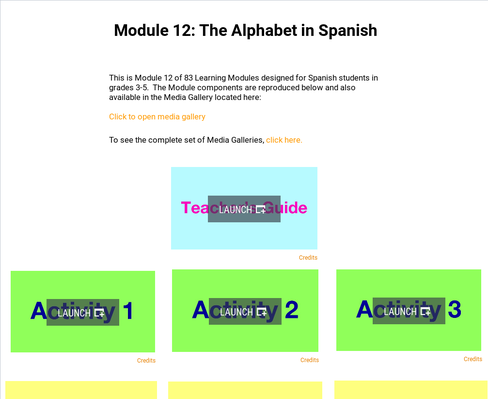 The Alphabet in Spanish | Supplemental Spanish Module 12