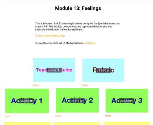 Feelings | Supplemental Spanish Module 13