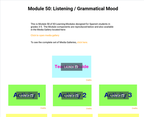 Listening: Grammatical Mood | Supplemental Spanish Module 50