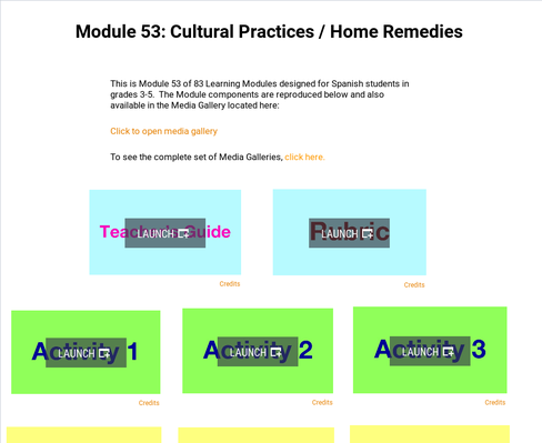 Cultural Practices: Home Remedies | Supplemental Spanish Module 53