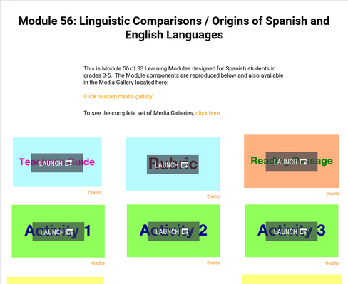 Linguistic Comparisons: Origins of Spanish and English Languages | Supplemental Spanish Module 56