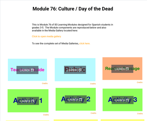 Culture: Day of the Dead | Supplemental Spanish Module 76