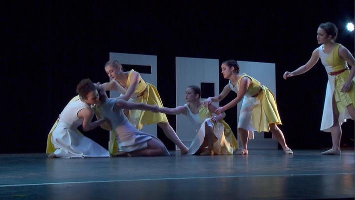 Creating the Woman Suffrage Ballet, 72 Steps