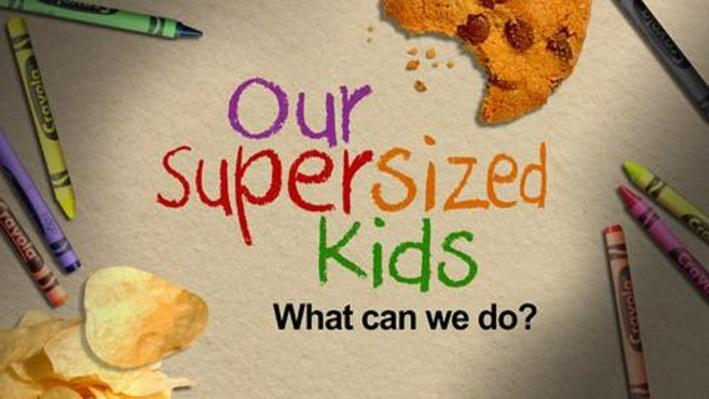 Our Supersized Kids - Introduction