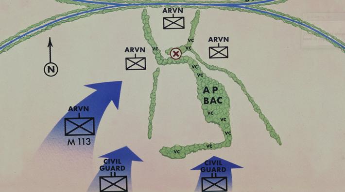 5. The Battle of Ap Bac | Activity | THE VIETNAM WAR